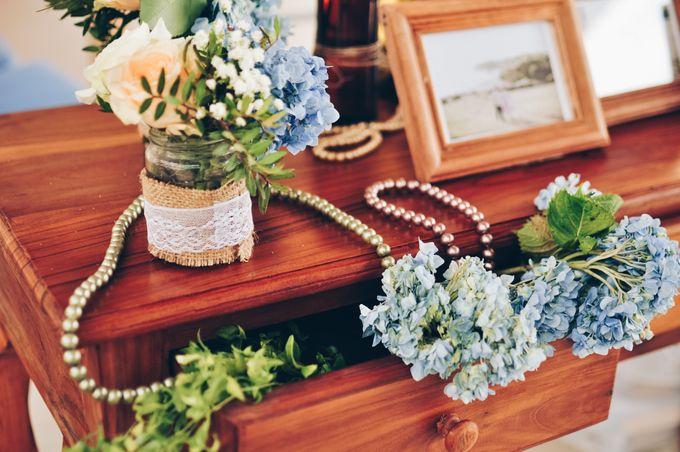 Wedding in Villa Phalosa by Bali Tie d' Knot - 004