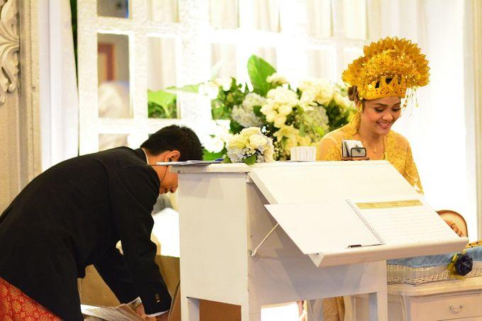 Pernikahan Fita dan Andika by Bubah Alfian Make Up Artist - 009
