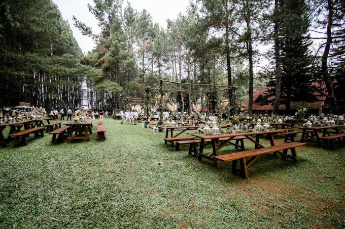 Eliza & Steven Wedding At PineHill Cibodas by Pine Hill Cibodas - 031