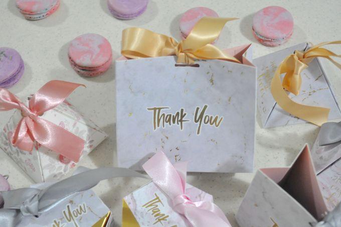 Wedding Favor  Sample Design by Amore Macarons - 002