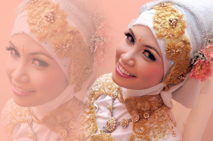 The Wedding of Yenny and Yahya by Az-zahra Professional Wedding Services - 001
