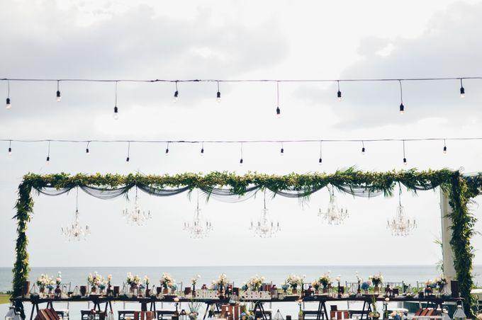 Wedding in Villa Phalosa by Bali Tie d' Knot - 012