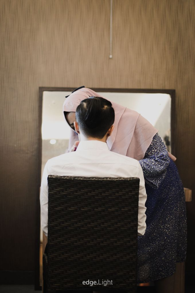 The Wedding of Ririn & Rizky by EdgeLight Production - 002