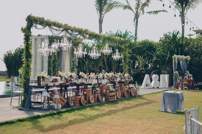 Wedding in Villa Phalosa by Bali Tie d' Knot - 016