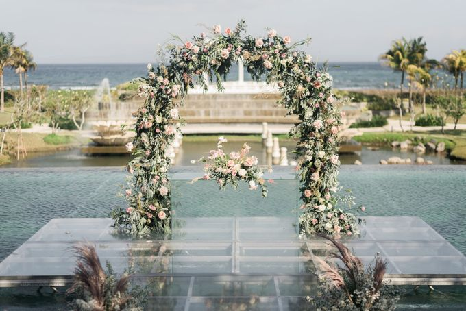 The Wedding of Evelyn & Raymond by Bali Eve Wedding & Event Planner - 017