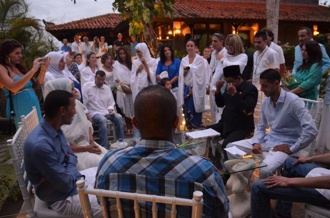 Sabrina & Nabil From France & Tunisia Wedding by Honey Wedding & Event Bali - 010