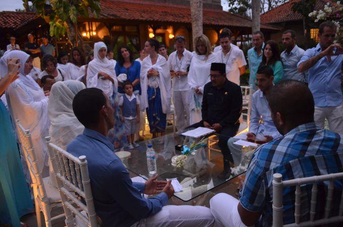 Sabrina & Nabil From France & Tunisia Wedding by Honey Wedding & Event Bali - 008
