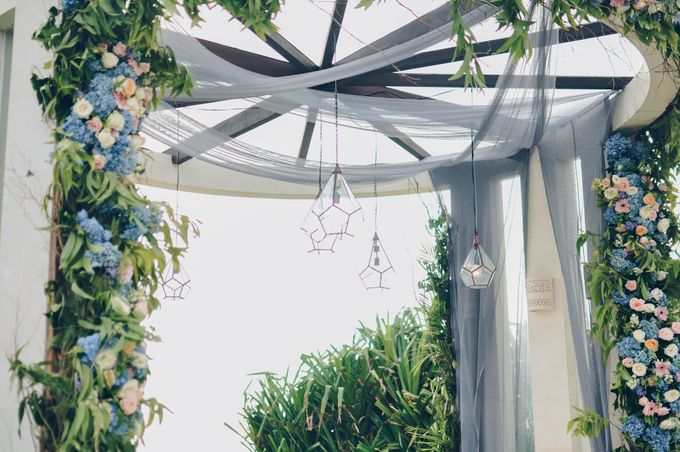 Wedding in Villa Phalosa by Bali Tie d' Knot - 010