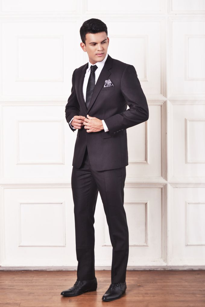 Black Suit by ARLO Tailor - 003
