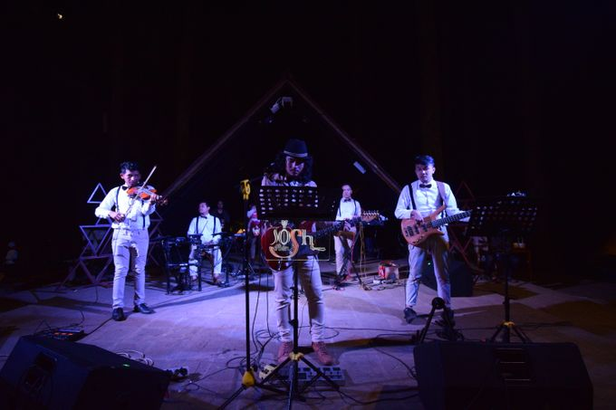 Sastri & Luthfan Wedding At Orchid Forest Lembang by Josh & Friends Entertainment - 001