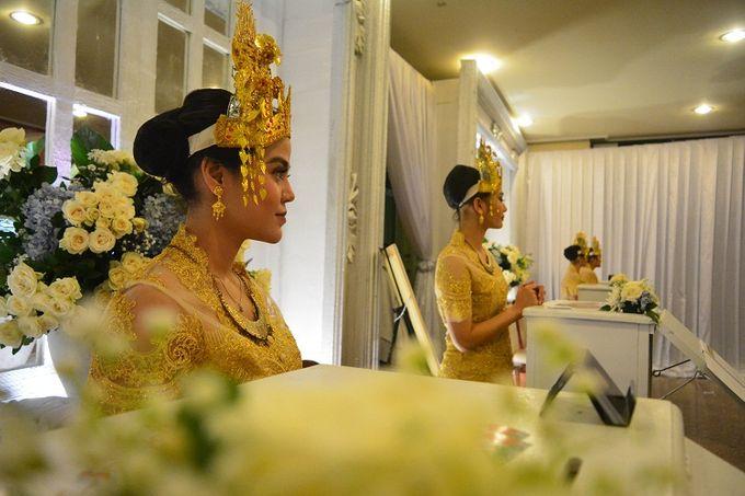 Pernikahan Fita dan Andika by Bubah Alfian Make Up Artist - 008