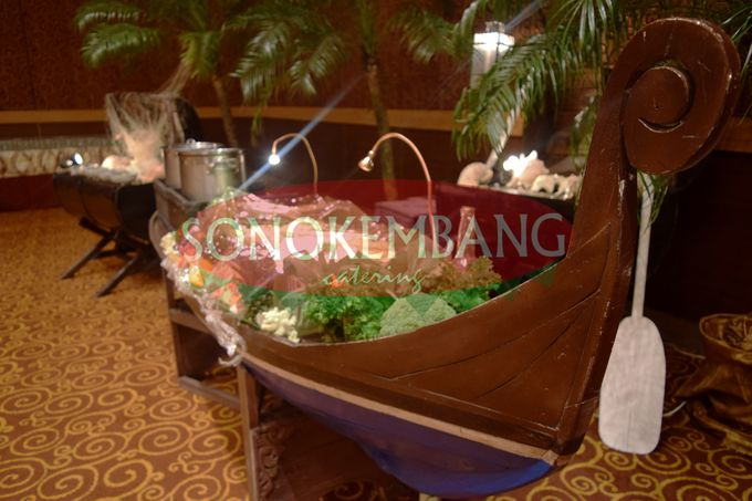 Wedding Tyas & Toni by Sonokembang Catering - 001