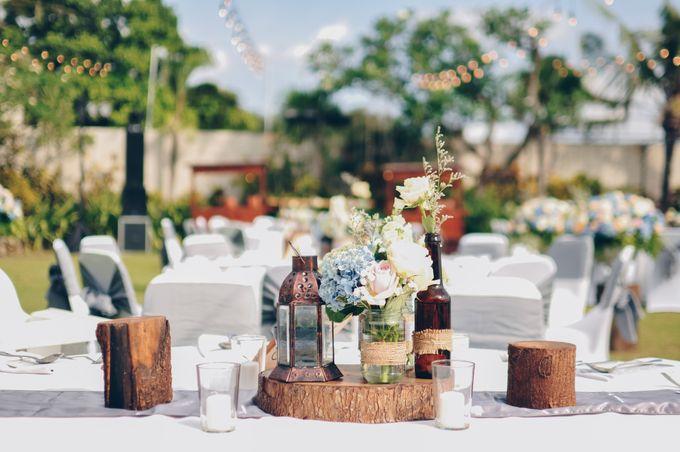 Wedding in Villa Phalosa by Bali Tie d' Knot - 019