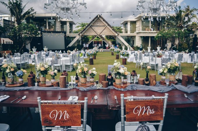 Wedding in Villa Phalosa by Bali Tie d' Knot - 018