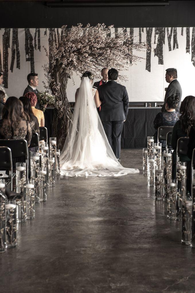 Niseko Wedding in winter by LANDRESS WEDDING - 002