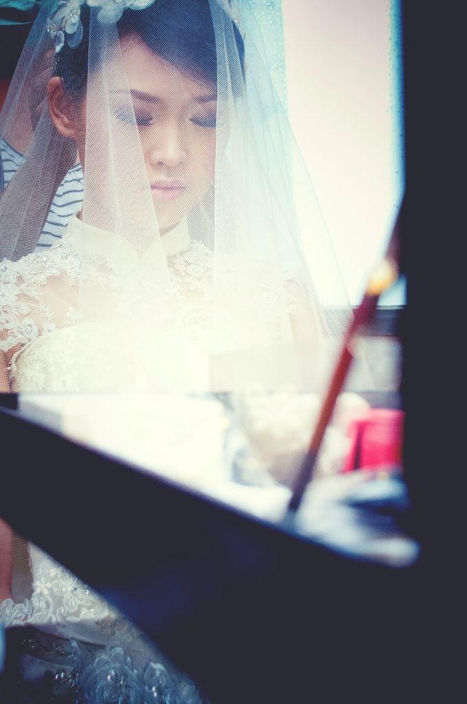 wedding day by Xin-Ai Bride - 007