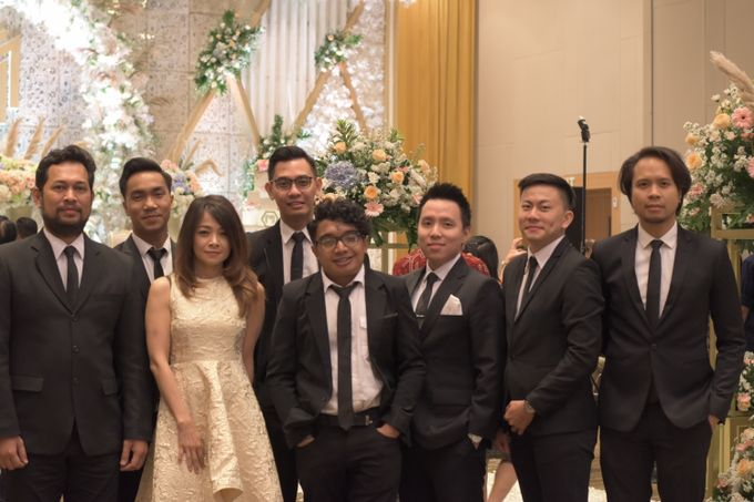 The Wedding Of Michael & Meifi by Venus Entertainment - 005