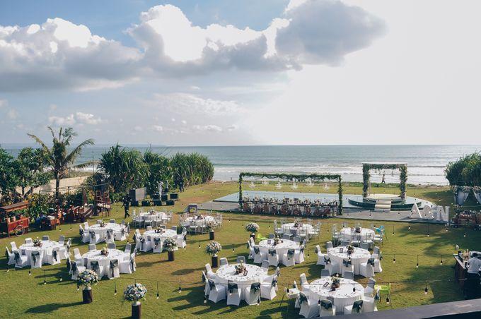 Wedding in Villa Phalosa by Bali Tie d' Knot - 007
