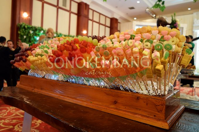 Wedding of Hani & Alavi by Sonokembang Catering - 004