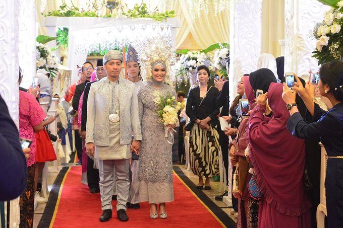 Pernikahan Fita dan Andika by Bubah Alfian Make Up Artist - 004