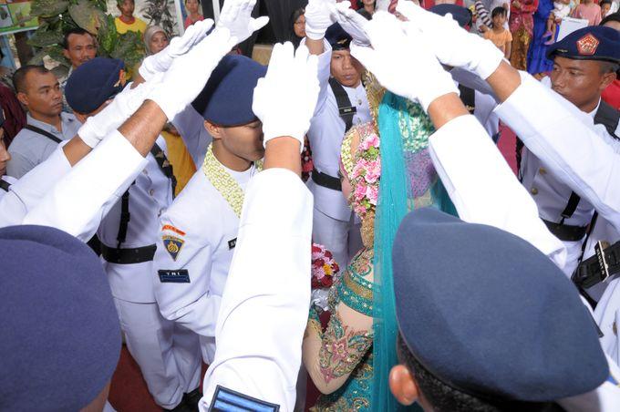 The Wedding of Yenny and Yahya by Az-zahra Professional Wedding Services - 003