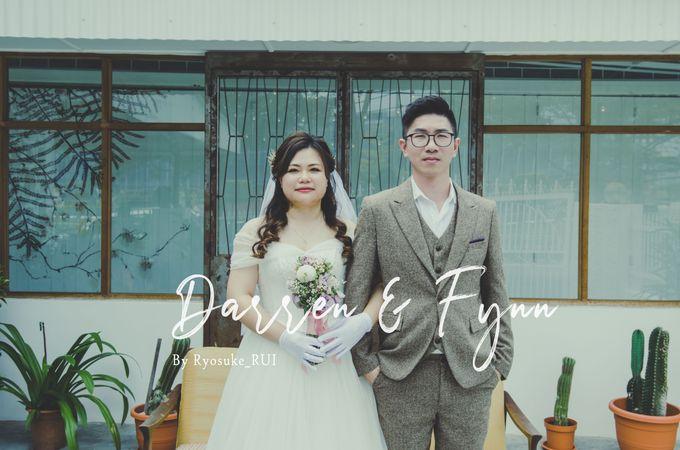 Darren & Fynn by Ryosuke_Rui Photography - 001