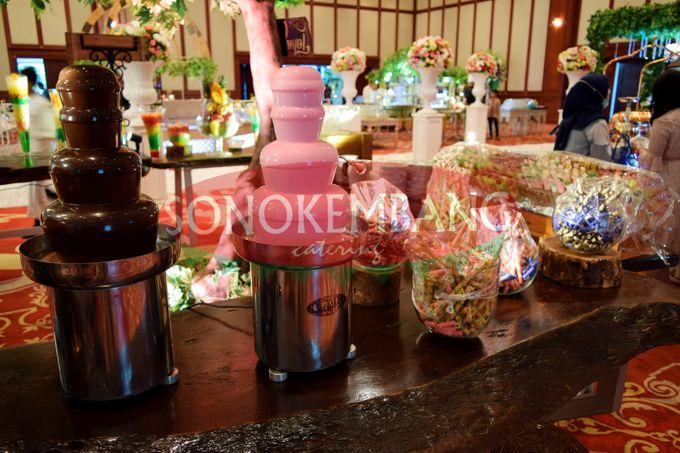 Wedding of Hani & Alavi by Sonokembang Catering - 005