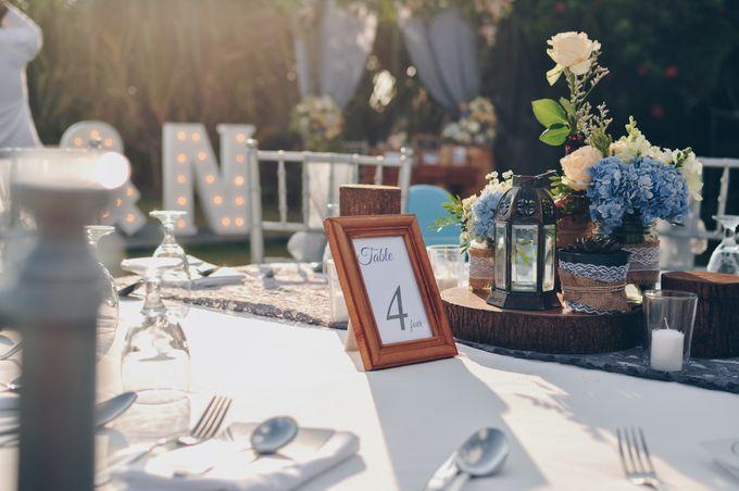 Wedding in Villa Phalosa by Bali Tie d' Knot - 020