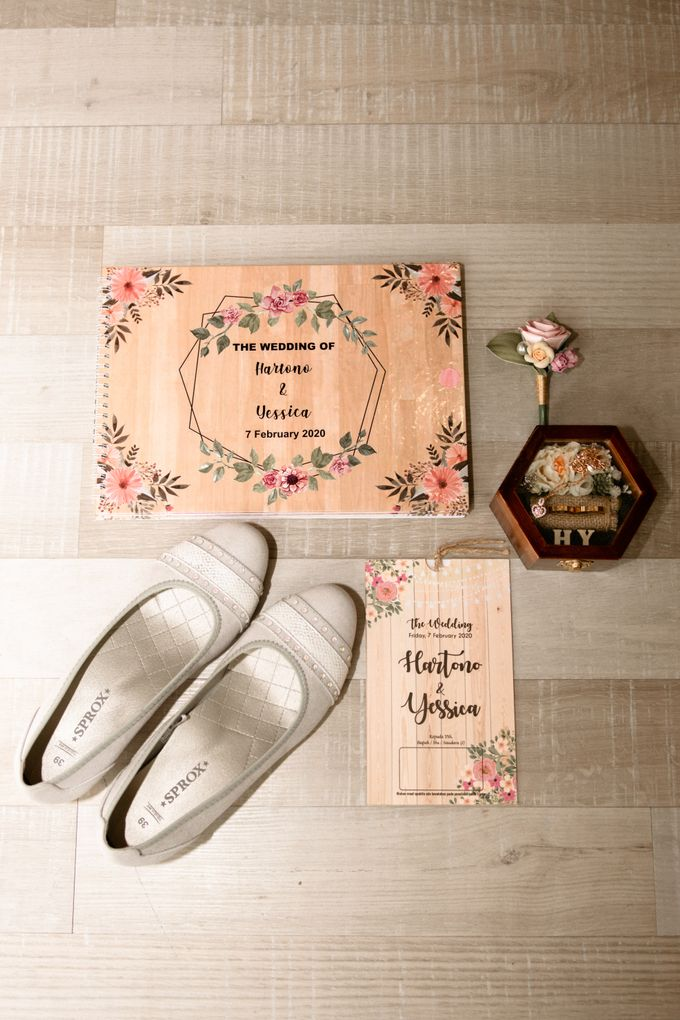 Wedding Day of Hartono & Yessica by House Of Lea Bridal - 020