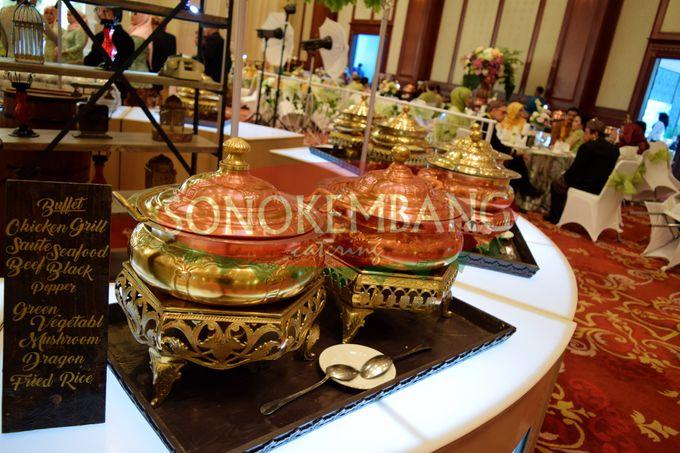 Wedding of Hani & Alavi by Sonokembang Catering - 008