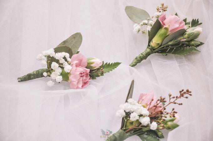 Yevita Wedding Bouquet by Floral Treats - 007