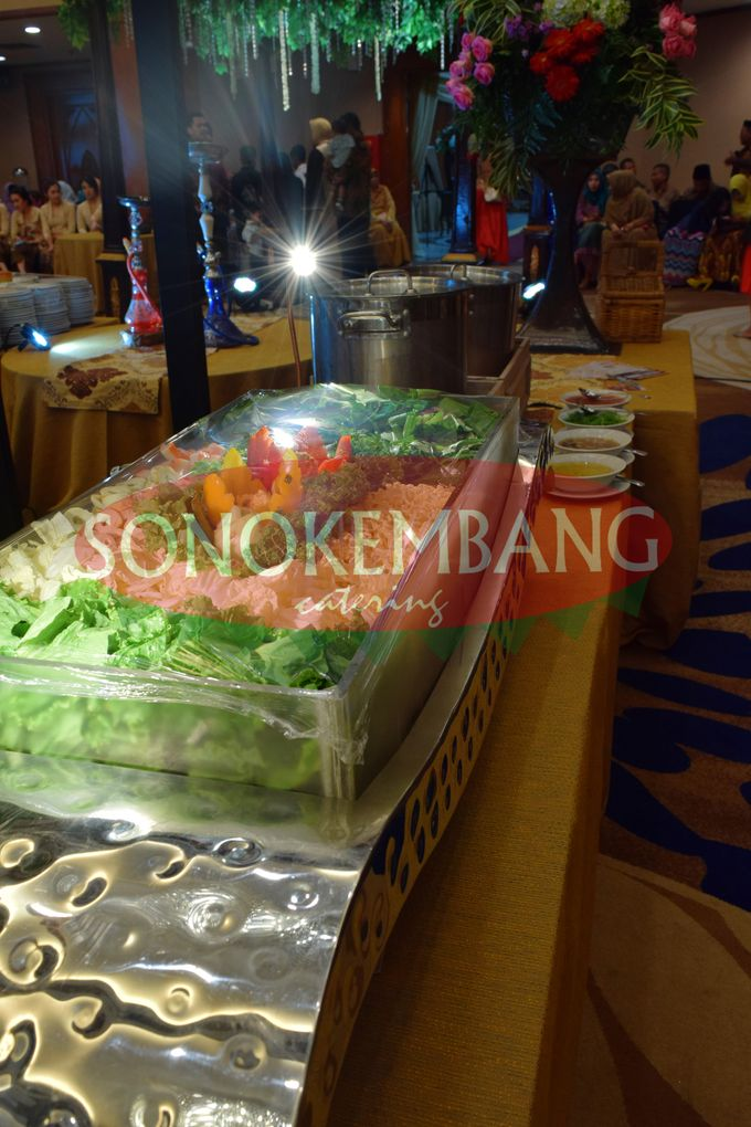 Wedding of Sarah & Janied by Sonokembang Catering - 003