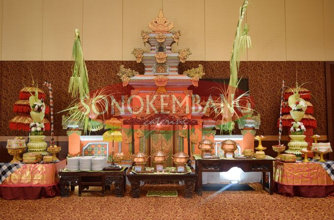 Wedding Tyas & Toni by Sonokembang Catering - 002