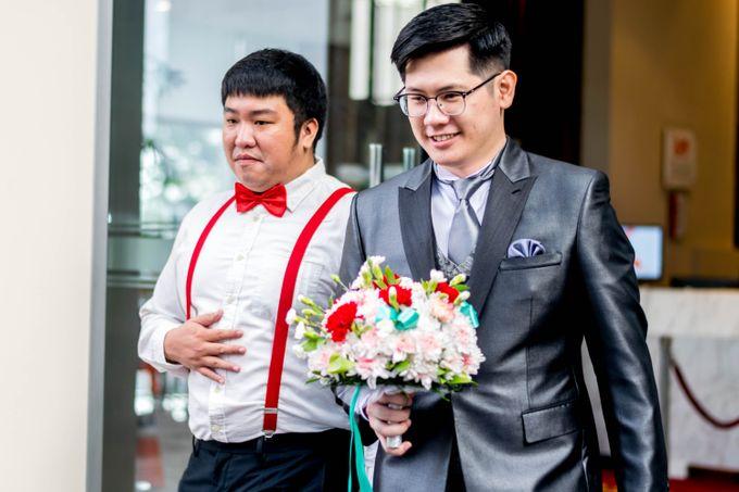Liputan pernikahan Irfan by Weddingscape - 024