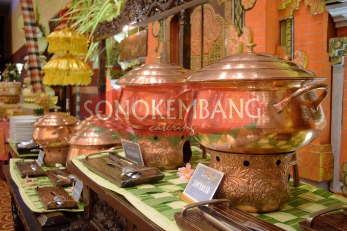 Wedding Tyas & Toni by Sonokembang Catering - 003