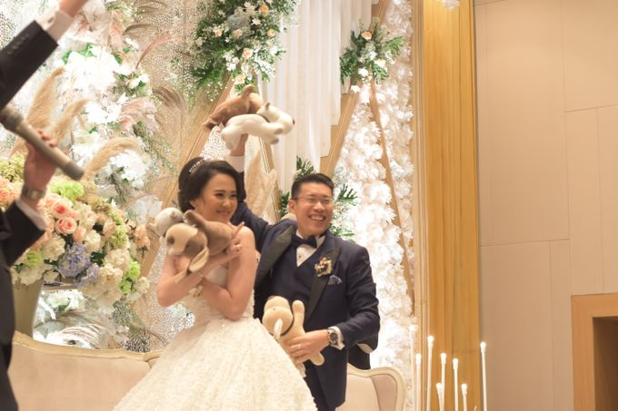The Wedding Of Michael & Meifi by Venus Entertainment - 008