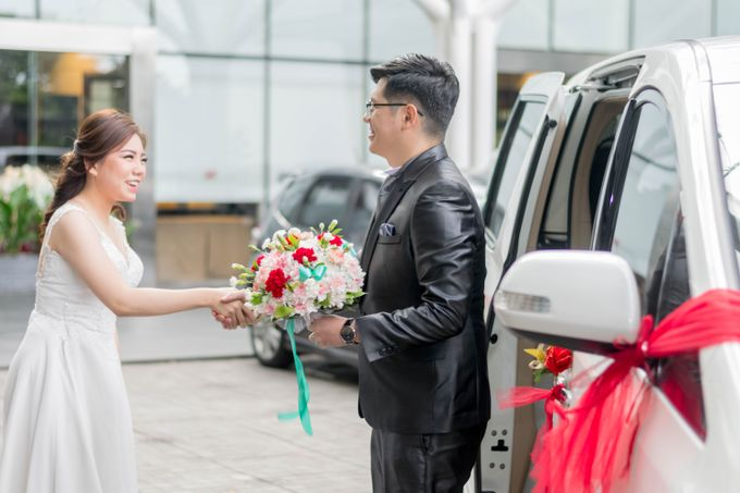 Liputan pernikahan Irfan by Weddingscape - 025