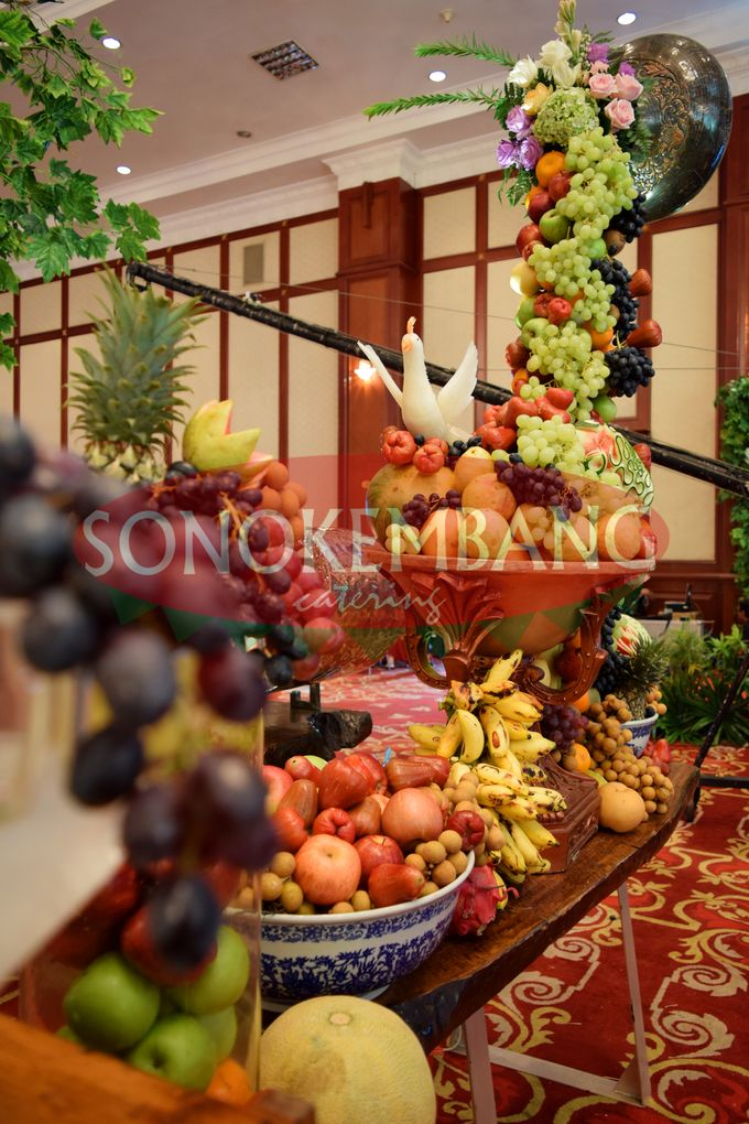 Wedding of Hani & Alavi by Sonokembang Catering - 010