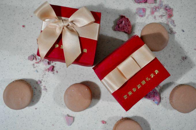 Wedding Favor  Sample Design by Amore Macarons - 008