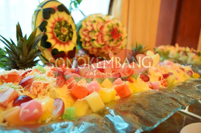 Wedding of Sarah & Janied by Sonokembang Catering - 005