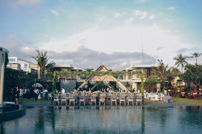 Wedding in Villa Phalosa by Bali Tie d' Knot - 008