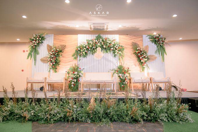 The Wedding of Marini & Mais di HOM Metland, Tambun by Decor Everywhere - 001