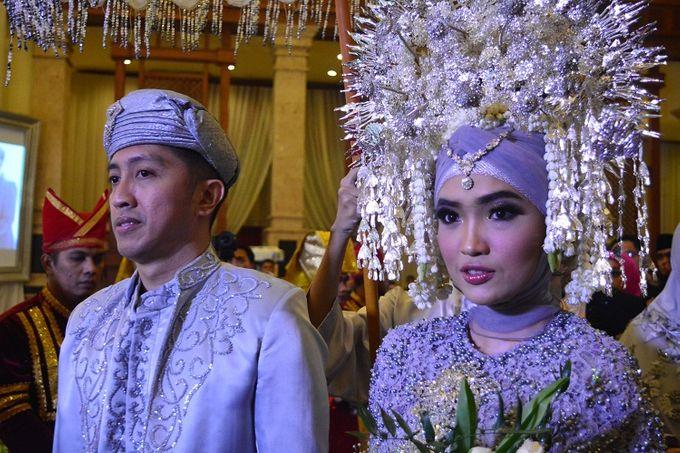 Pernikahan Fita dan Andika by Bubah Alfian Make Up Artist - 006