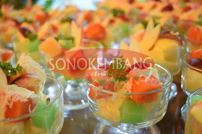 Wedding of Sarah & Janied by Sonokembang Catering - 006