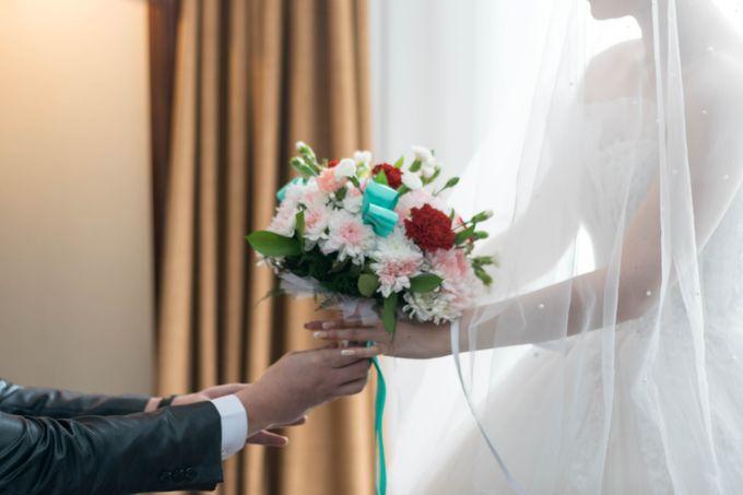 Liputan pernikahan Irfan by Weddingscape - 032