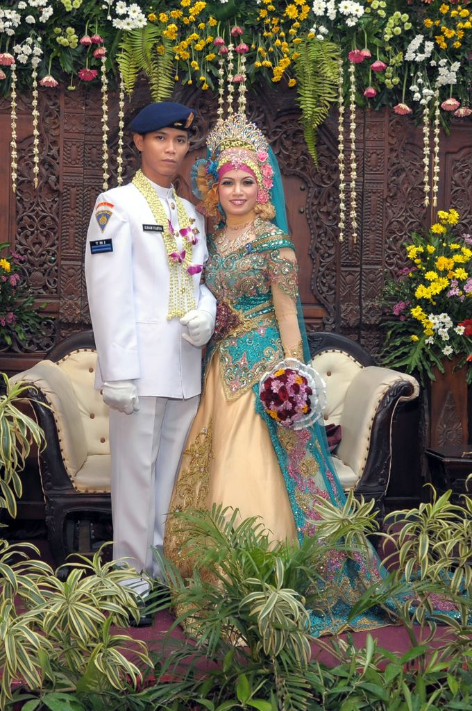 The Wedding of Yenny and Yahya by Az-zahra Professional Wedding Services - 006