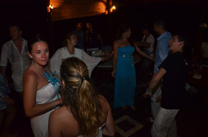 Sabrina & Nabil From France & Tunisia Wedding by Honey Wedding & Event Bali - 001