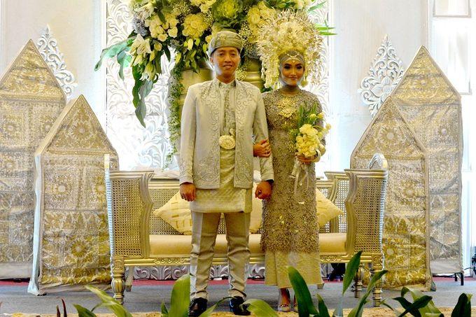 Pernikahan Fita dan Andika by Bubah Alfian Make Up Artist - 005