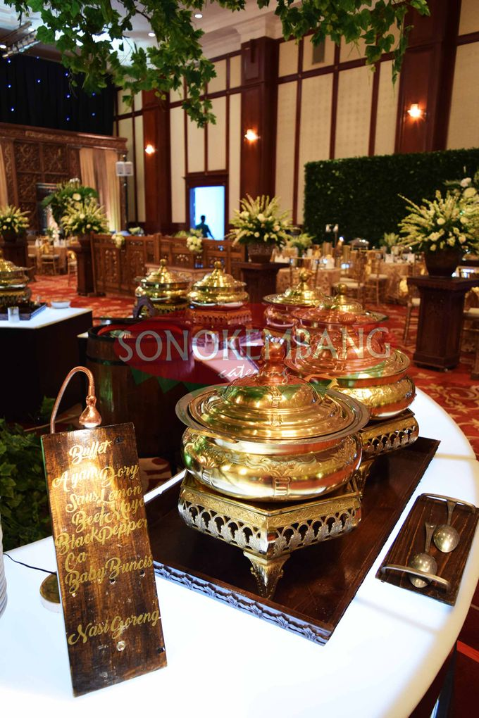 Wedding of Matt & Mira by Sonokembang Catering - 001