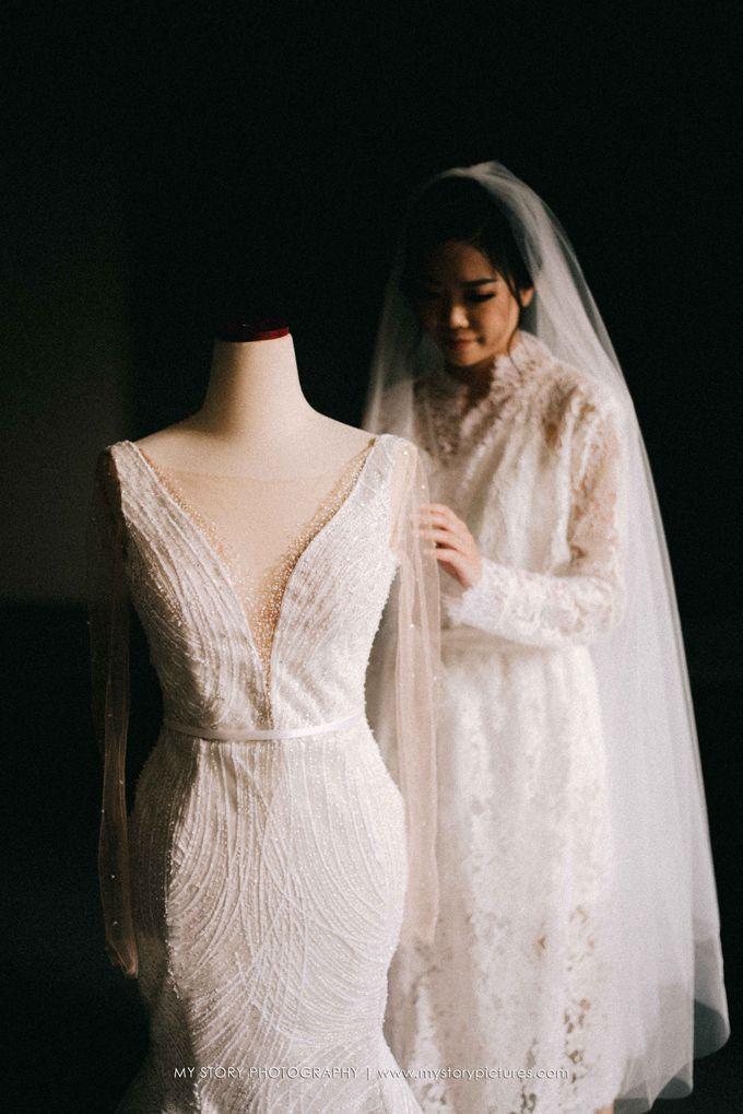 Wedding - Ricky Marlene by Malaka Hotel Bandung - 009